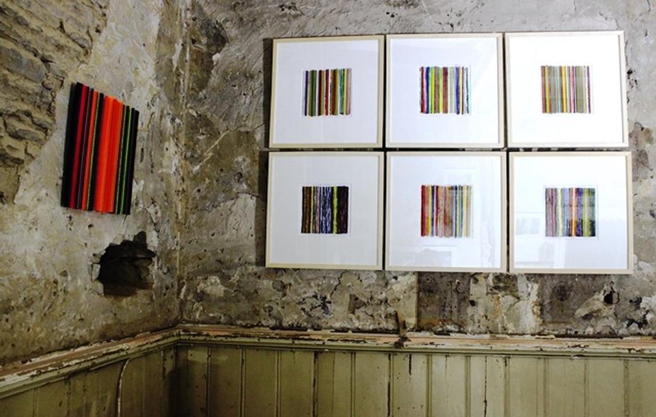 Das Kunstforum präsentiert 2018 Arbeiten in der noch nicht restaurierten Alten Vogtei