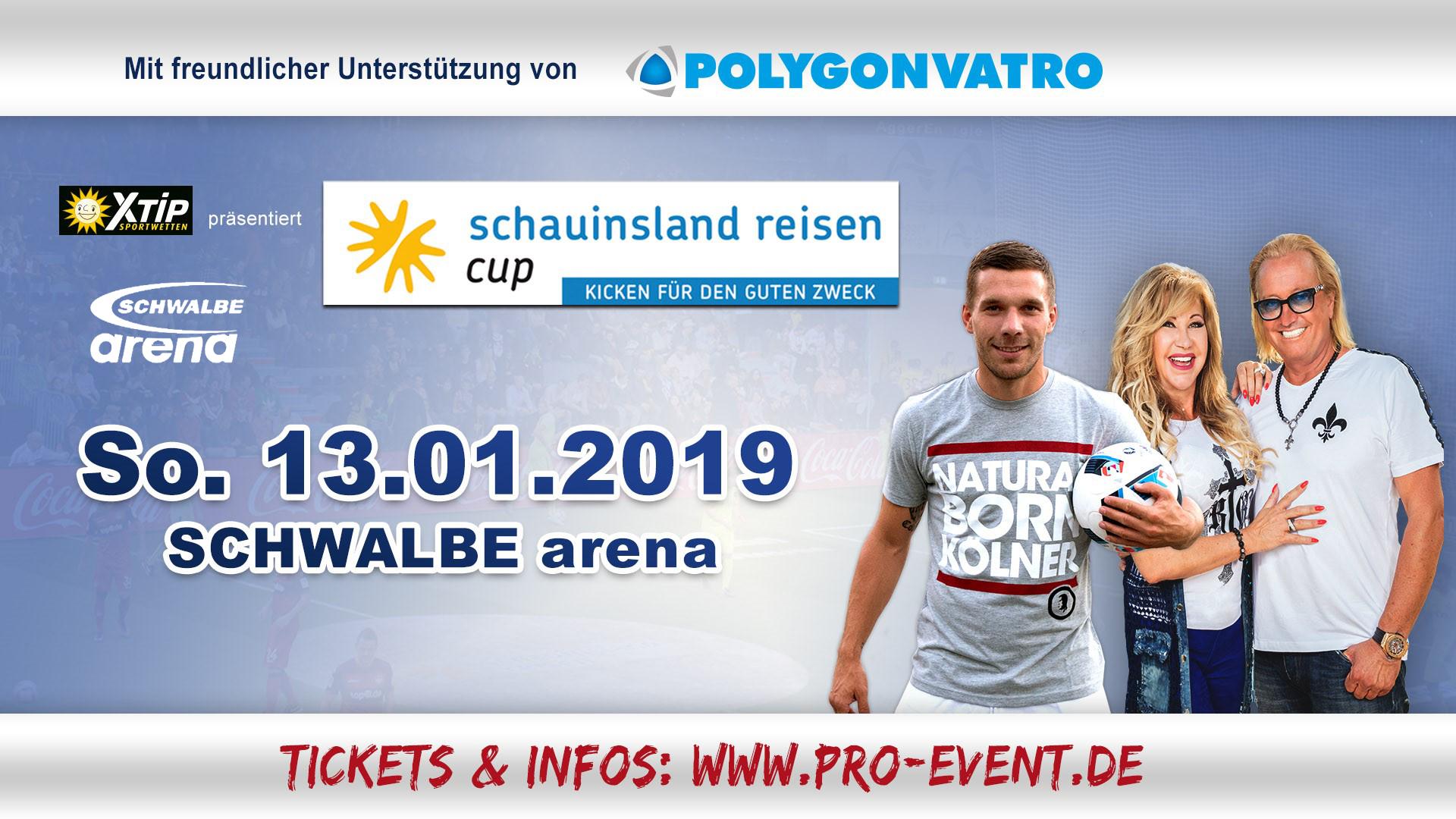 Schauinslandreisen Cup 2019