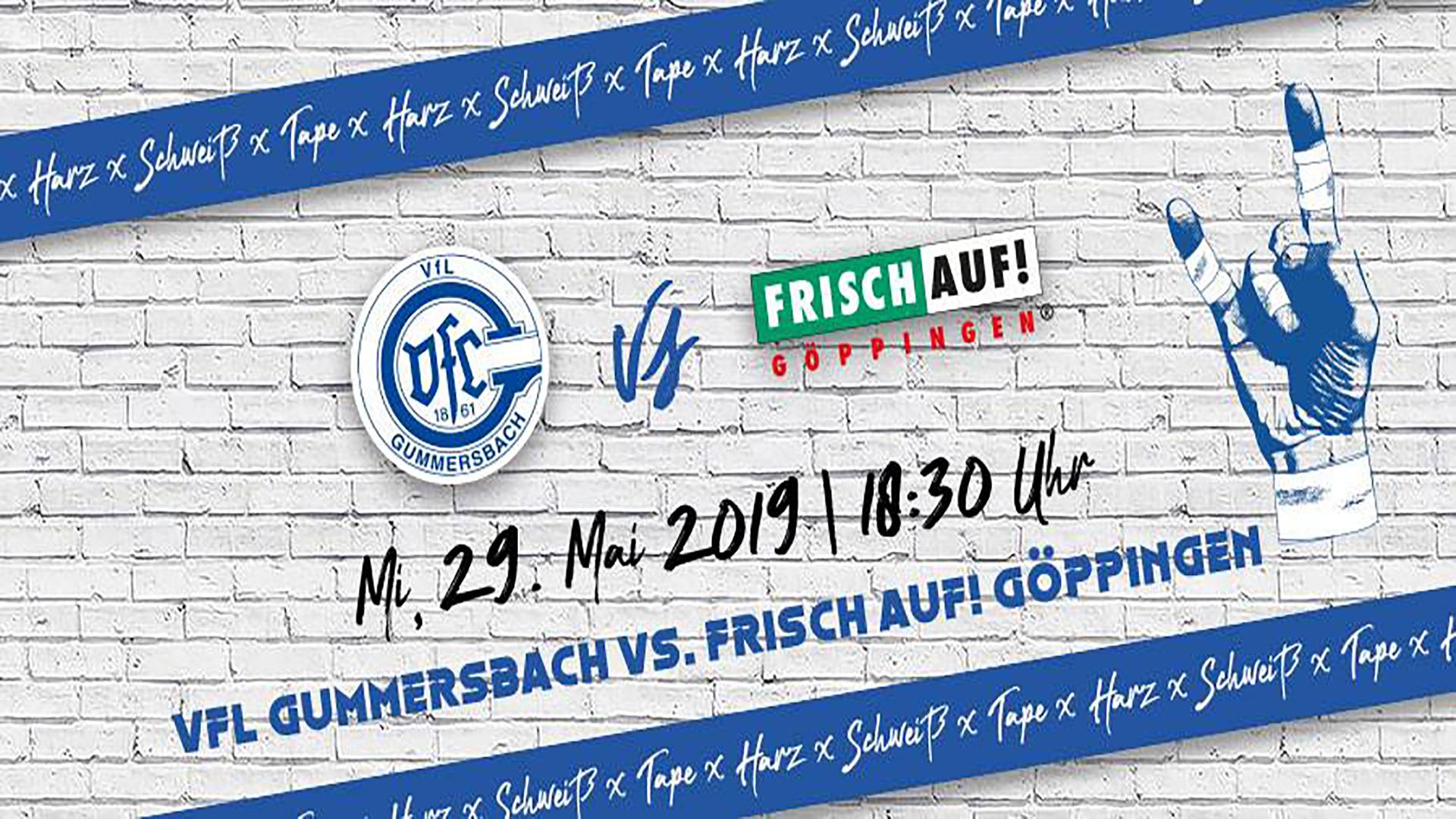 HEIMspiel | VfL Gummersbach - FrischAuf! Göppingen