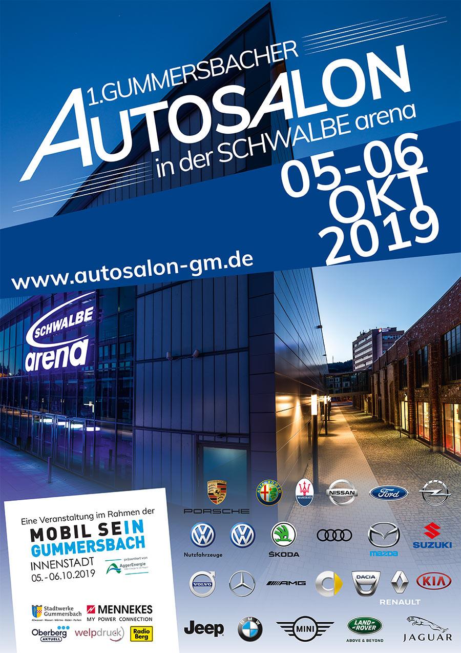 SCHWALBE arena | 1. Gummersbacher Autosalon
