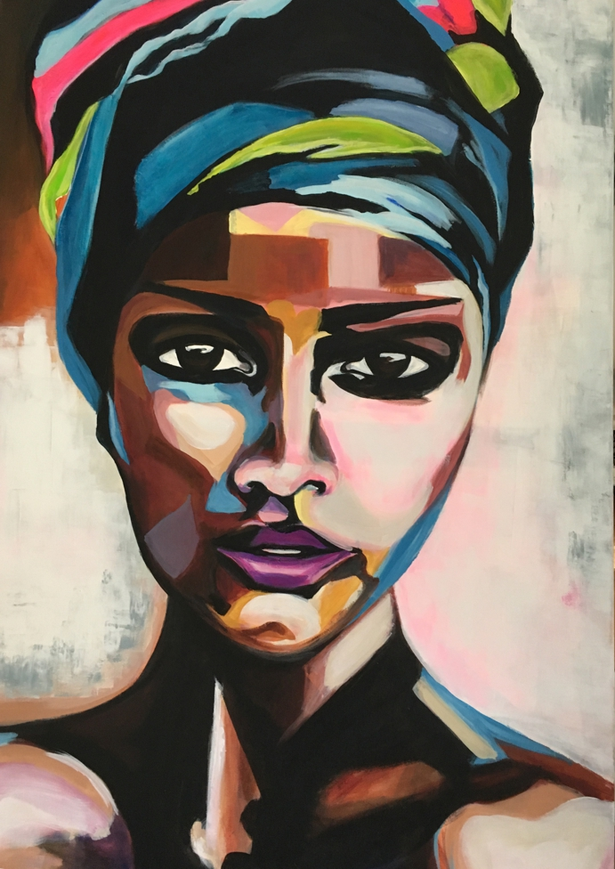 Portrait, Maggie Stausberg
