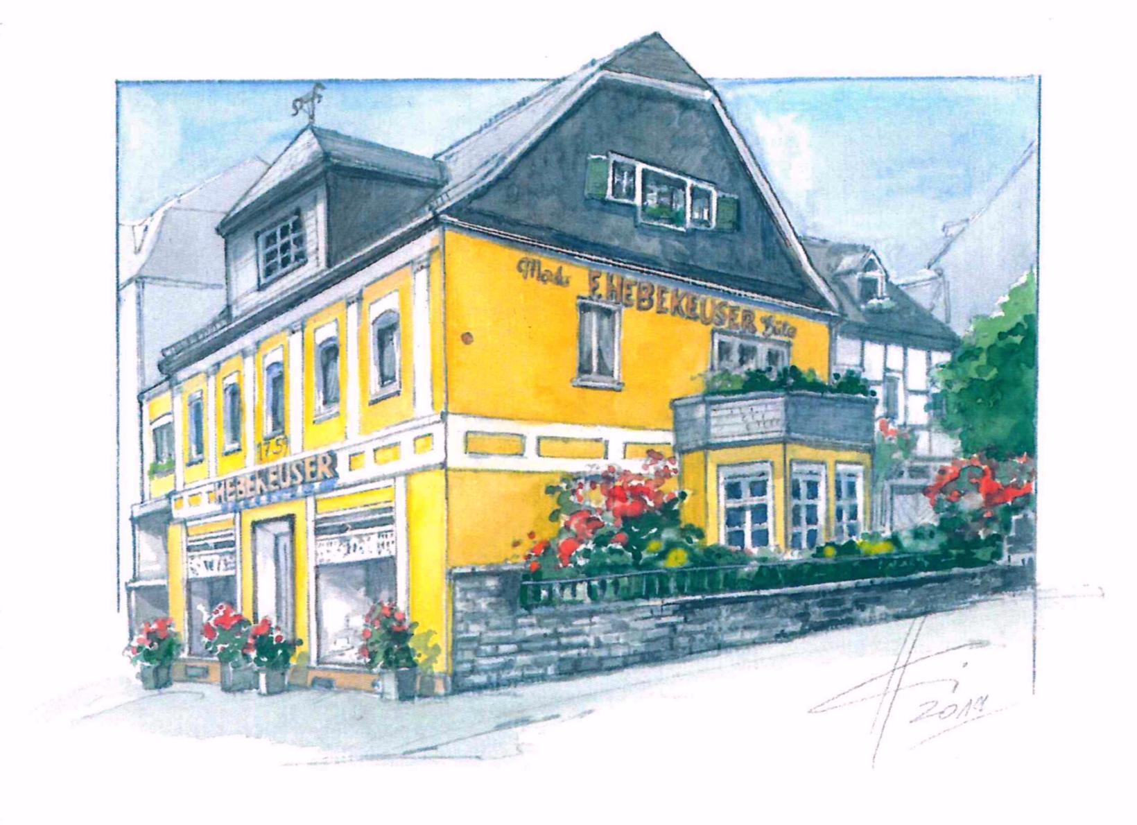 Haus Hebekeuser, Horst Kriese
