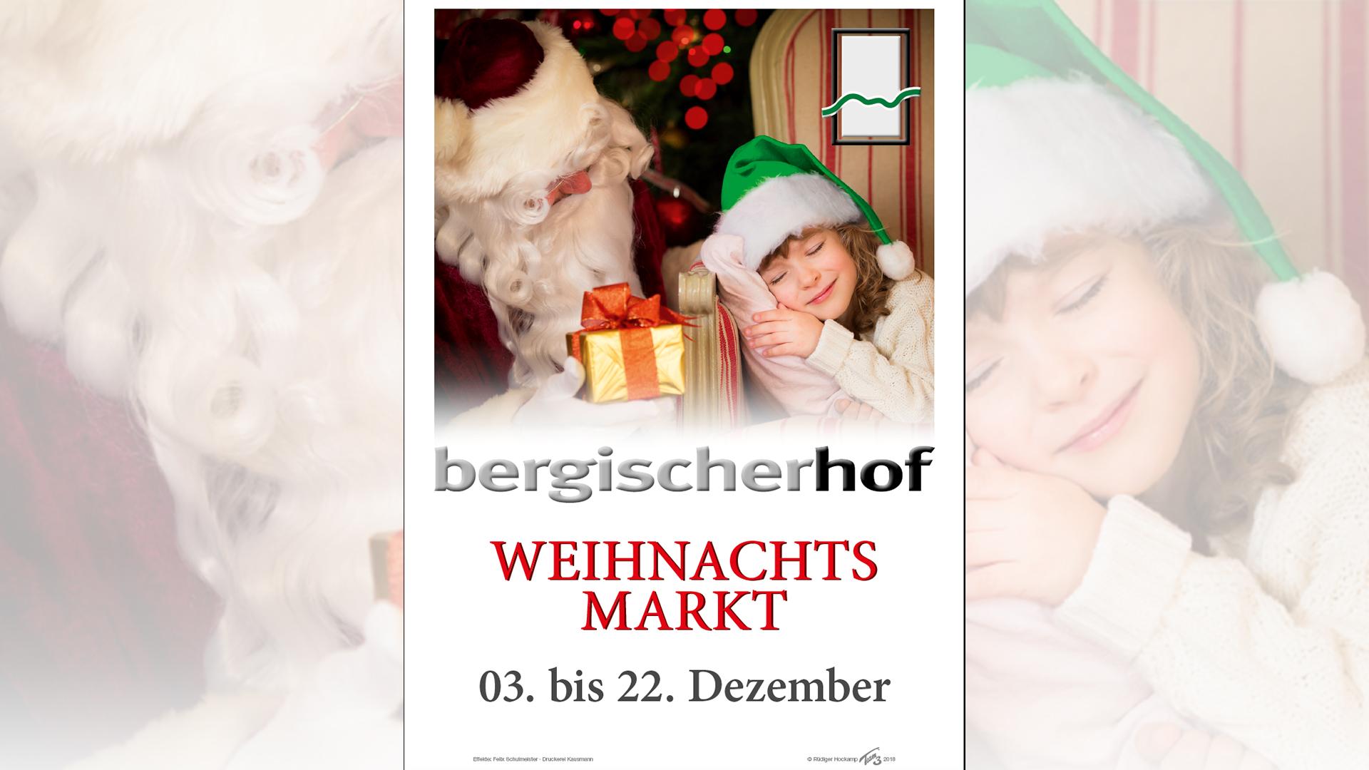 Bergischer Hof | Weihnachtsmarkt 2018