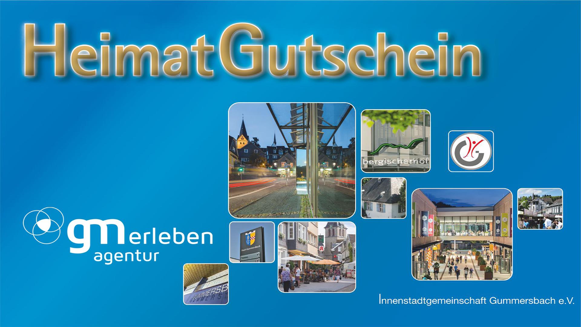Gummersbacher HEIMAT-GUTSCHEIN
