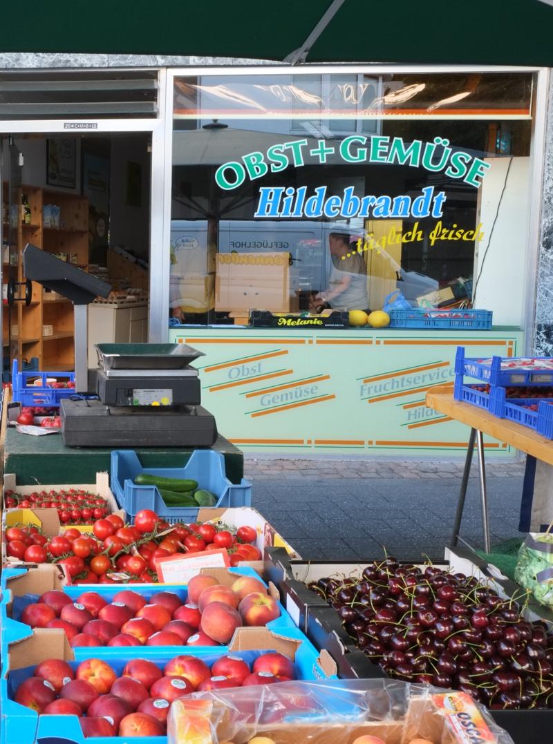 Obst + Gemüse Hildebrandt Kaiserstr. 16