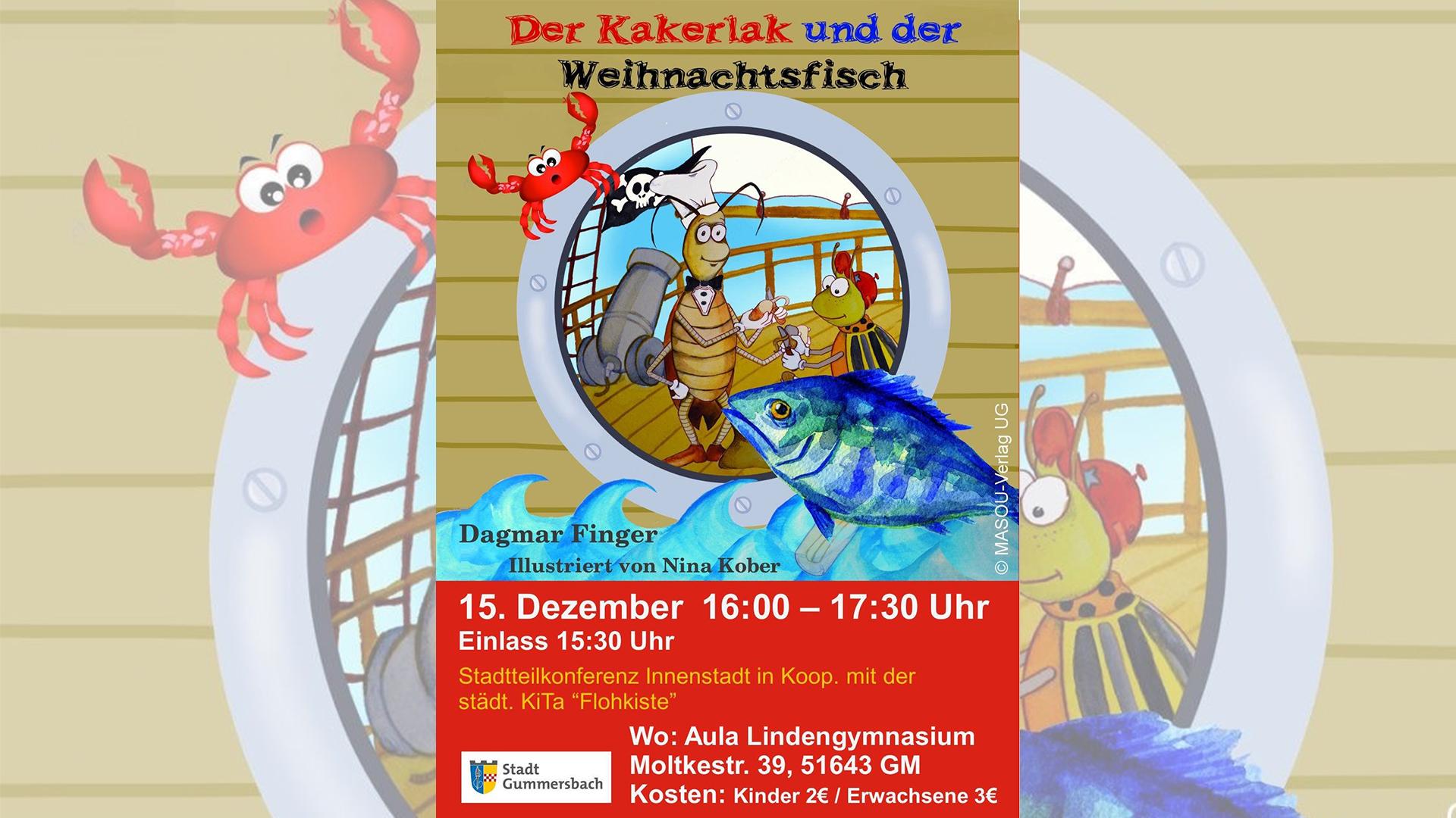 Stadt GM | Kindertheater - Innenstadtkonferenz